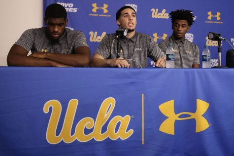 UCLA Basketball Players Arrested on Trip to China