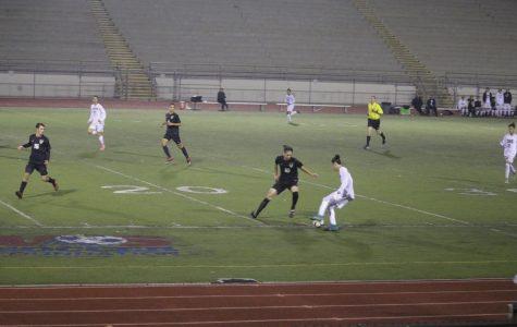 CHS Varsity Boys Soccer vs El Dorado
