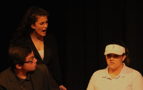 CHS One Acts –  **Student directed and performed**