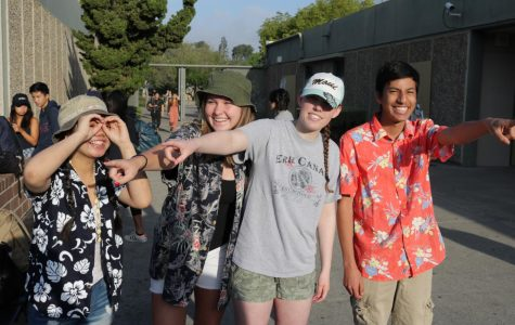 """Prom Among The Stars"" Spirit Week Review"