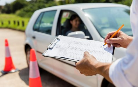 It is time to take YOUR DRIVER'S TEST