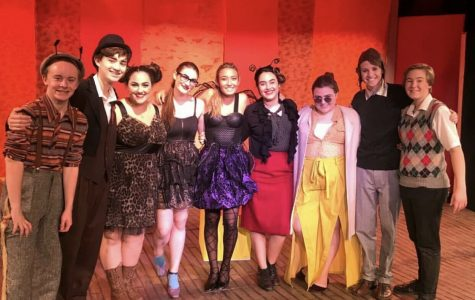 Canyon High School's RSE Presents: James and the Giant Peach