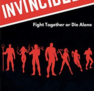 Tristan Lee's The Invincibles