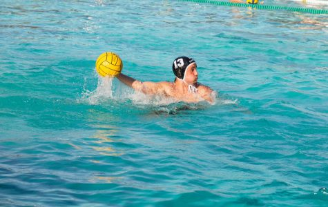 Canyon Boys Water Polo