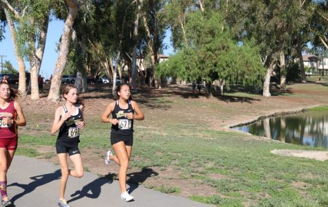 Canyon Cross Country's First Meet at the Pat Hadley Memorial Invitational