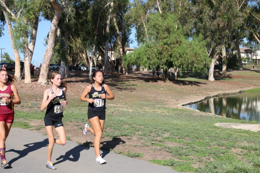 Canyon+Cross+Country%27s+First+Meet+at+the+Pat+Hadley+Memorial+Invitational