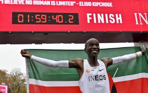 Marathoner Eliud Kipchoge Just Did the Impossible