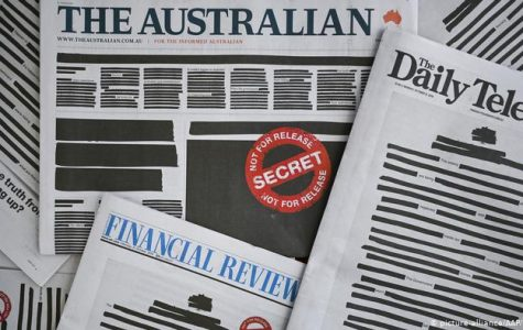 Australian Press Protest Government Crackdown on Press Freedom