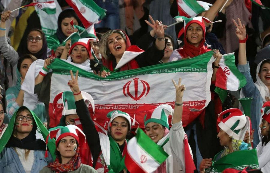 One Step for Iranian Women