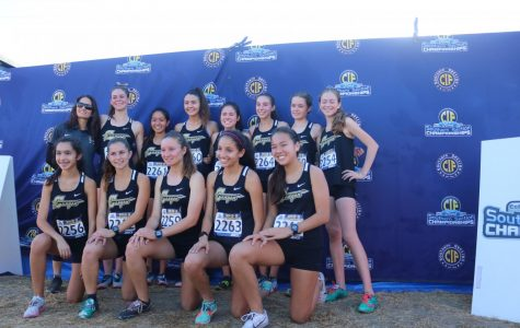 Canyon Cross Country Races at CIF Prelims