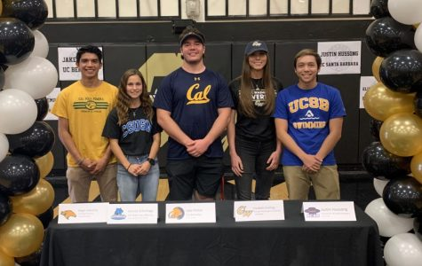 Canyon Signing Day