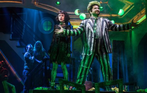 Opinion: Beetlejuice and How Social Media is Affecting Broadway