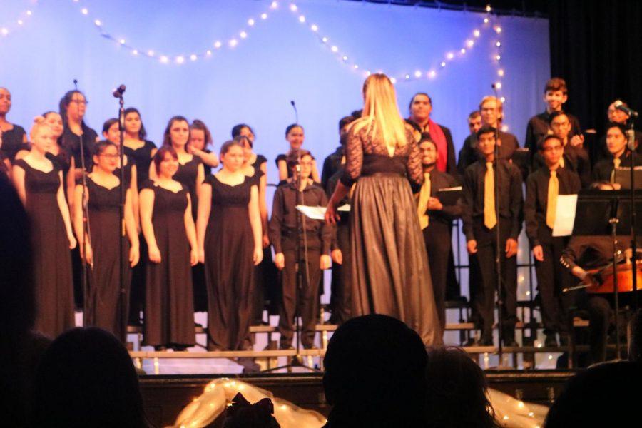 CHS Winter Choir Concert review
