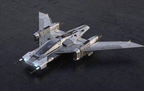 Lucasfilm and Porsche Co-design a New Star Wars Starfighter