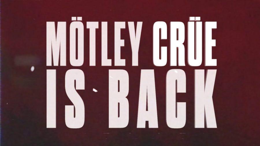 Motley Crue is Back?