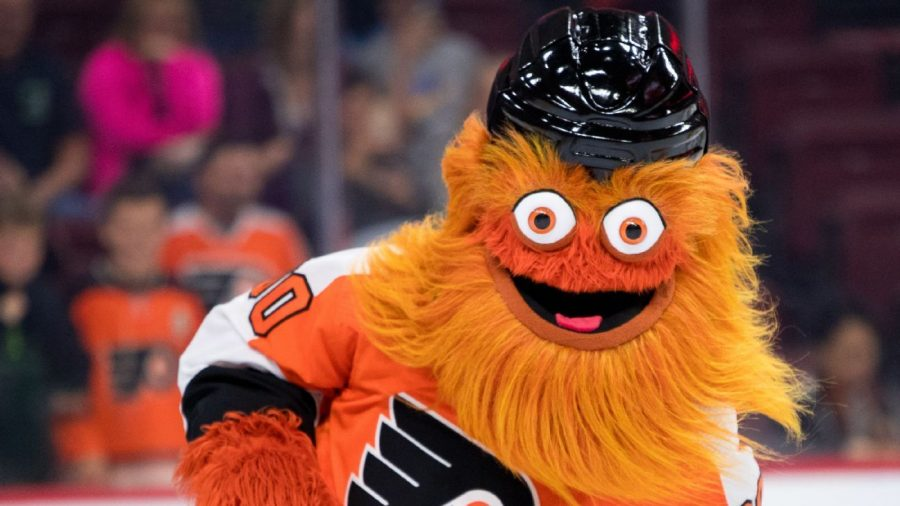 Philadelphia Flyers Mascot Gritty Accused of Assaulting a 13-year-old Boy