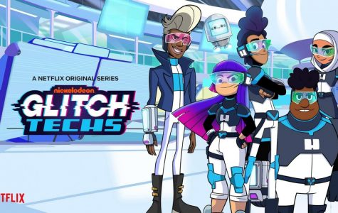 Why You Need To Be Watching Netflix's Glitch Techs, A Stunning, Action-Packed New Animated Show-Spoiler Free Review