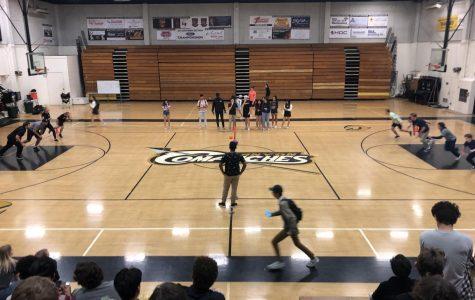 Students VS Teachers Dodgeball Tournament- February 28th