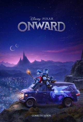 The poster for Pixar