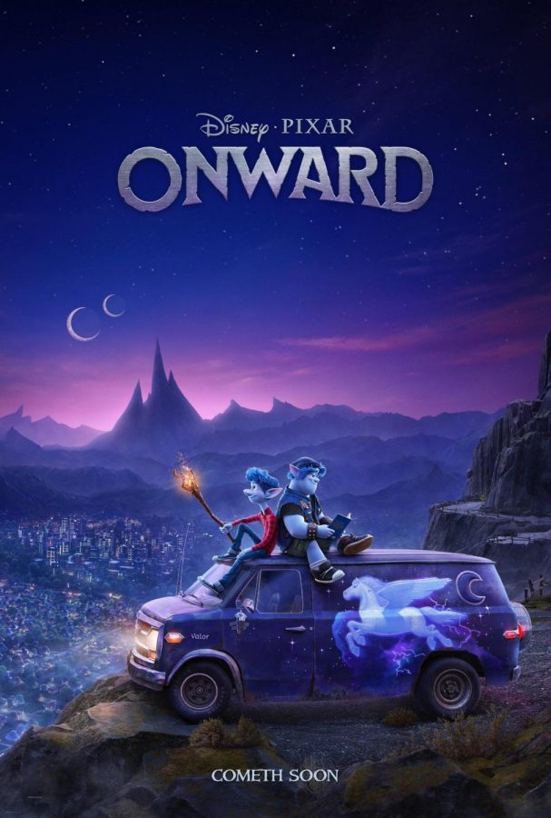 The poster for Pixar's