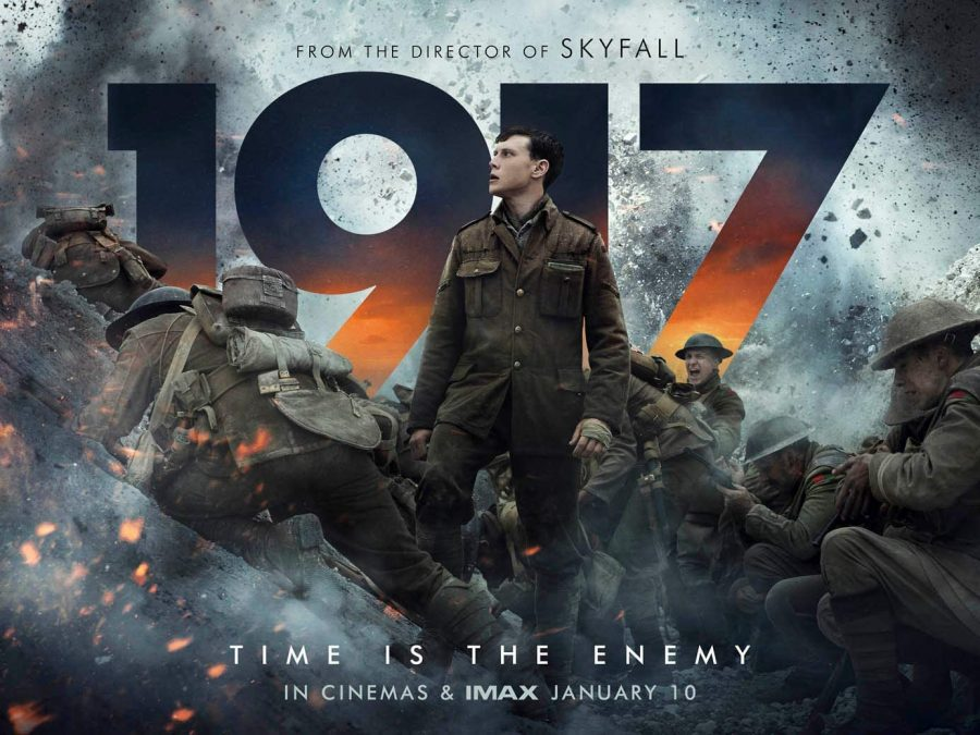The+movie+poster+of+1917.