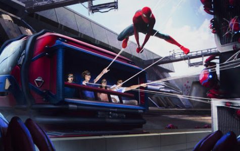 Concept art of the new Spider-Man attraction coming to the Avengers Campus at Disney California Adventure in 2020. (Photo by Drew A. Kelley, Contributing Photographer)