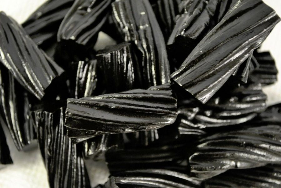 Black licorice can be damaging to your health.