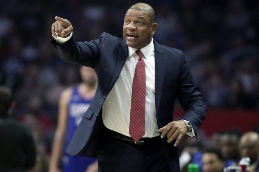 Clippers Fire Doc Rivers