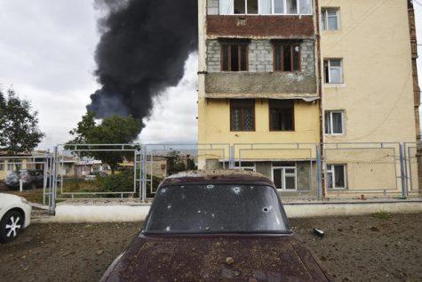 Armenia-Azerbaijan Conflicts