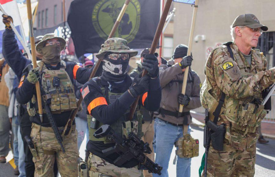 The Origin of Militias