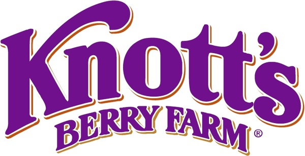 The Knott's Berry Farm logo.