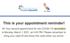 Getting the COVID-19 Vaccine-Part 2